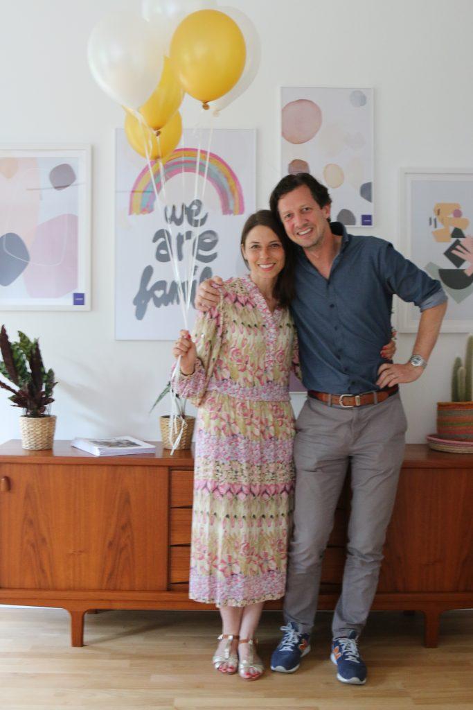 Sandra Runge und Marc Runge, Gründer Coworking Toddler